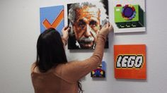 Turn your favourite snaps into Lego art