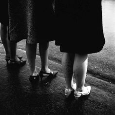 by Vivian Maier - Untitled, Undated