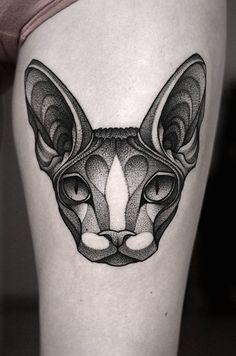 Elegant Greyscale Tattoos – Fubiz Media