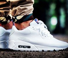 NIKE AIR MAX 90 HYPERFUSE INDEPENDENCE DAY 43 1 PL (Step Sport Nike Shoes)