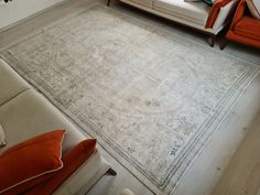 Floral Bedroom, Rectangle Area, Long Runner Rugs, Oushak Rugs, Large Rugs, Cotton Silk, Hand Knotted Rugs, Persian Rug