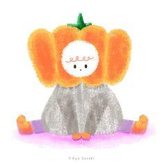 ハロウィンの仮装 halloween