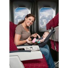 Amazon.com: Infant Airplane Seat - Flyebaby Airplane Baby Comfort System - Air Travel with Baby Made Easy: Baby