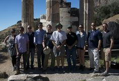 Calit2 : Students As Oracles: In Delphi, UC San Diego Researchers Report Cyber-Archaeology Findings
