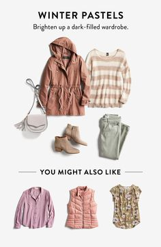 2018 Fashion Trends - I love this jacket!! Love the idea of adding pastels into my wardrobe.
