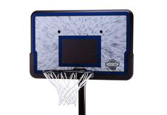 "Lifetime 1221 44"" Pro Court Portable Basketball System"