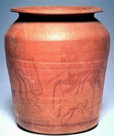 STASIOTIKA: LA CERÁMICA IBÉRICA PINTADA DE LOS ESTILOS DE ELCHE Y ARCHENA Murcia, Archaeology, Roman, Spanish, Home Decor, Painted Pottery, Figurative, Art, Calla Lilies
