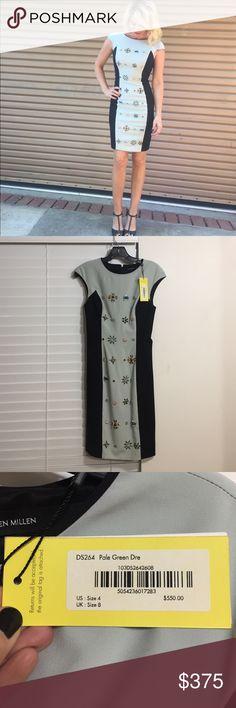 New Karen Millen button dress! Cute Karen Millen dress new with tags! Will ship free of charge! Karen Millen Dresses