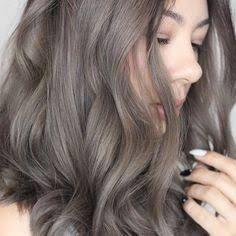 ash gray short hair - Google 検索