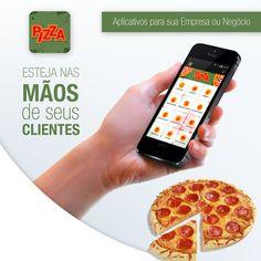 aplicativo mobile para pizzaria