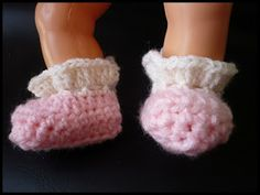 Mamma That Makes: Cerys Booties - Free Pattern