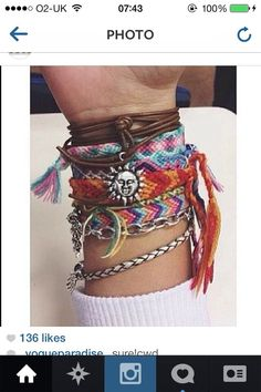 #bracelets #sun #beautiful #sunflower