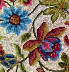 Woolen Tales Rug Art: Catching up for a lot of lost time