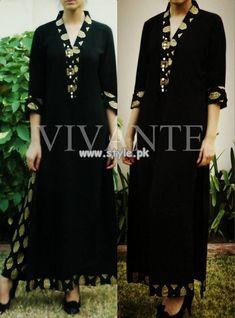 Vivante Women Pakistani Girls Clothes 2013 For Summer 008
