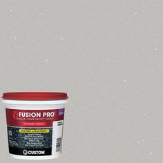 Custom Building Products Fusion Pro #552 Ice Crystal 1 Qt. Designer Series Grout