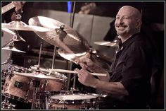 Steve Smith - modern day maestro of drums