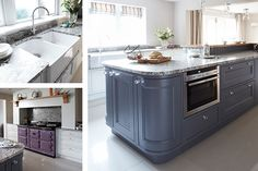 Oakley is an elegant in-frame kitchen with British influences at the heart of its design. Every Oakley kitchen is available in Oak and painted finishes.