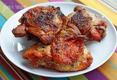 Broiled or Grilled Pollo Sabroso | Skinnytaste http://www.skinnytaste.com/broiled-or-grilled-pollo-sabroso/
