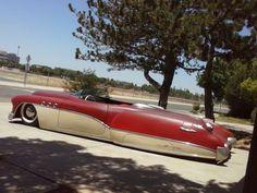 1949 Buick Roadster - Kent Kozera -