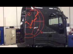 BB Global Logistics B.V. Hengelo (Overijssel) Iveco vrachtwagen
