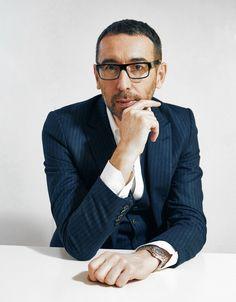 Berluti's Alessandro Sartori on Great Style and the Apple Watch
