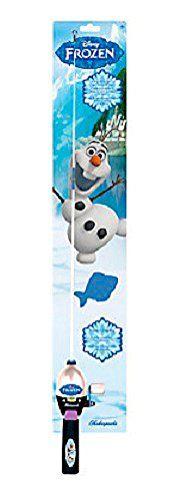 Shakespeare Disney Frozen Olaf kit - http://fishingrodsandreels.nationalsales.com/shakespeare-disney-frozen-olaf-kit/