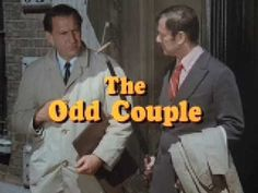Gadget and J Play when getting ready to introduce Gadget and J. The Odd Couple theme song