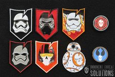 The Fourth Awakens Morale Patch Collection by ITS Tactical
