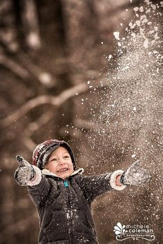 Best Snow Photo Ideas for Family and Kids