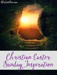 Christian Easter Sunday Inspiration