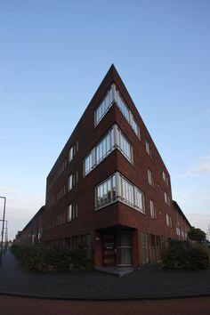 Corner, Nesselande Rotterdam, The Netherlands