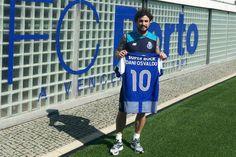 Futbol de Locura: Daniel Osvaldo fue presentado como nuevo jugador del Porto