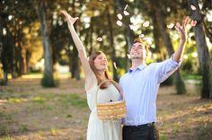 Baby Gender Reveal Announcement Photos - Jillian Tree Photography