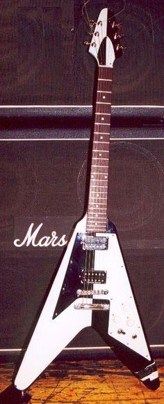"Michael Schenker's 1975 Gibson Flying V • ""Number One"""