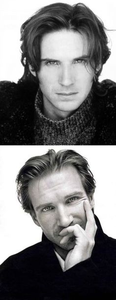 Ralph Fiennes IS  Lord Voldemort   in  Harry Potter and the Deathly Hallows Movie  2010  / 2011