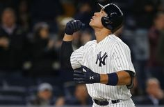 Yankees right fielder Aaron Judge leads the majors in home runs. Judge will get a chance to showcase his talent at the 2017 Home Run Derby on Monday, July 10, 2017 (7/10/17) at Marlins Park in Miami, Fla. He should also be in the American League's starting lineup for the All-Star game on Tuesday, July 11, 2017 (71/11/17).