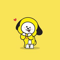 #BT21 #Chimmy