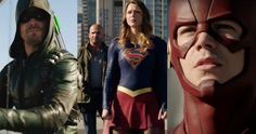 Flash, Arrow & Supergirl Unite in Epic Legends of Tomorrow Season 2 Trailer -- Learn how the Waverider heroes unite with The Flash, Arrow and Supergirl in an extended trailer for Legends of Tomorrow Season 2. -- http://tvweb.com/legends-tomorrow-season-2-trailer-cw-superhero-crossover/