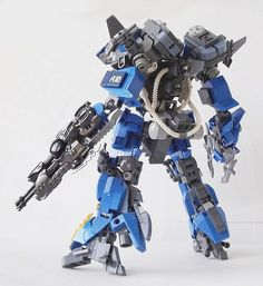 TMF-01 Toromekian Blue | Flickr - Photo Sharing!