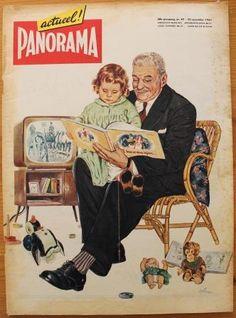 Sinterklaas cover PANORAMA 1961