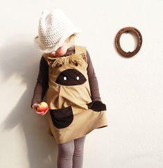 Girls Horse Dress costume by wildthingsdresses on Etsy, £42.00