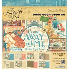 Graphic 45 - Come Away with Me