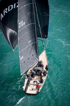:) sailing