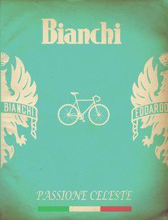 Bianchi Poster by Cobba.deviantart.com