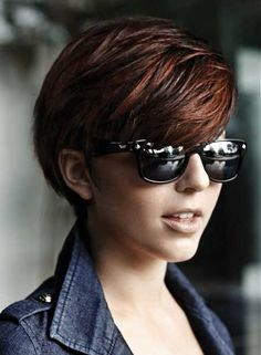 50 Best Short Haircuts For Women To Make You Look Younger | ThinkStylz