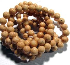 LOOSE Gemstone Beads  Reconstituted Riverstone Beads  by beadparty