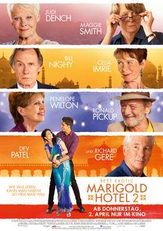 Ein absolut sehenswerter Film über das Leben, das Älter werden und was im Leben wichtig ist.