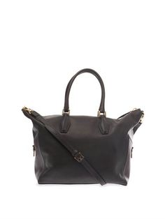 Tod's D-Cube medium leather tote