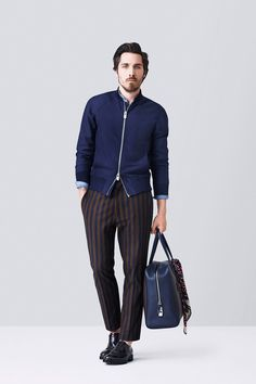Bally | Spring 2015 Menswear Collection | Style.com