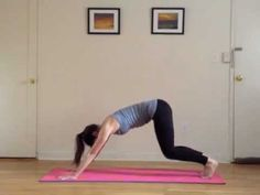 ▶ Morning Yoga Poses for Beginners at Home - YouTube